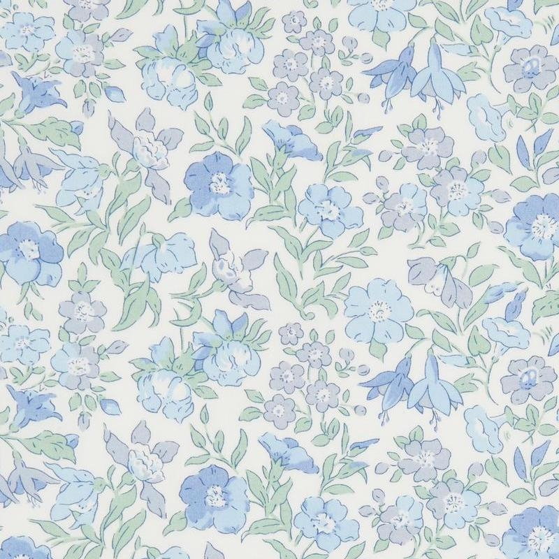 Liberty Mamie B Organic Tana Lawn Cotton