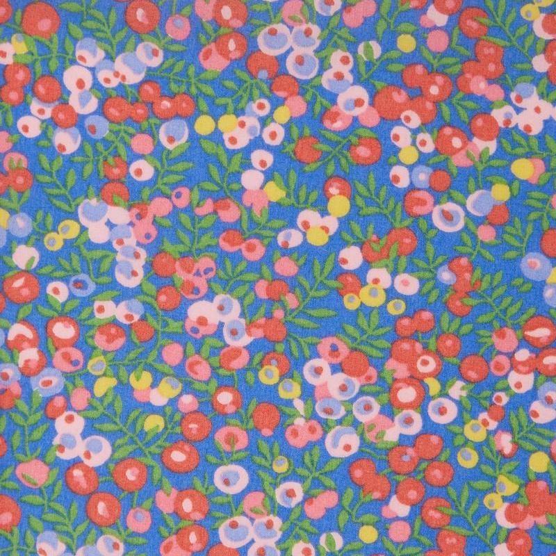 Liberty fabric Wiltshire C Organic Tana Lawn Cotton