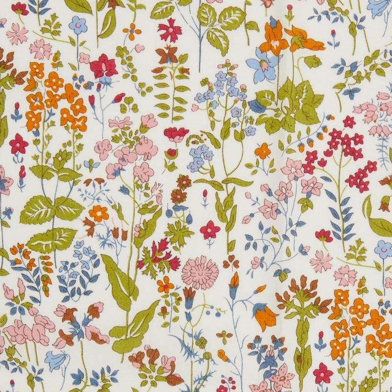 Liberty Field Flowers B Organic Tana Lawn Cotton
