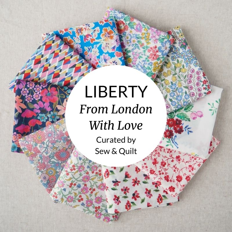 Liberty From London With Love Petite B Tana Lawn Bundle