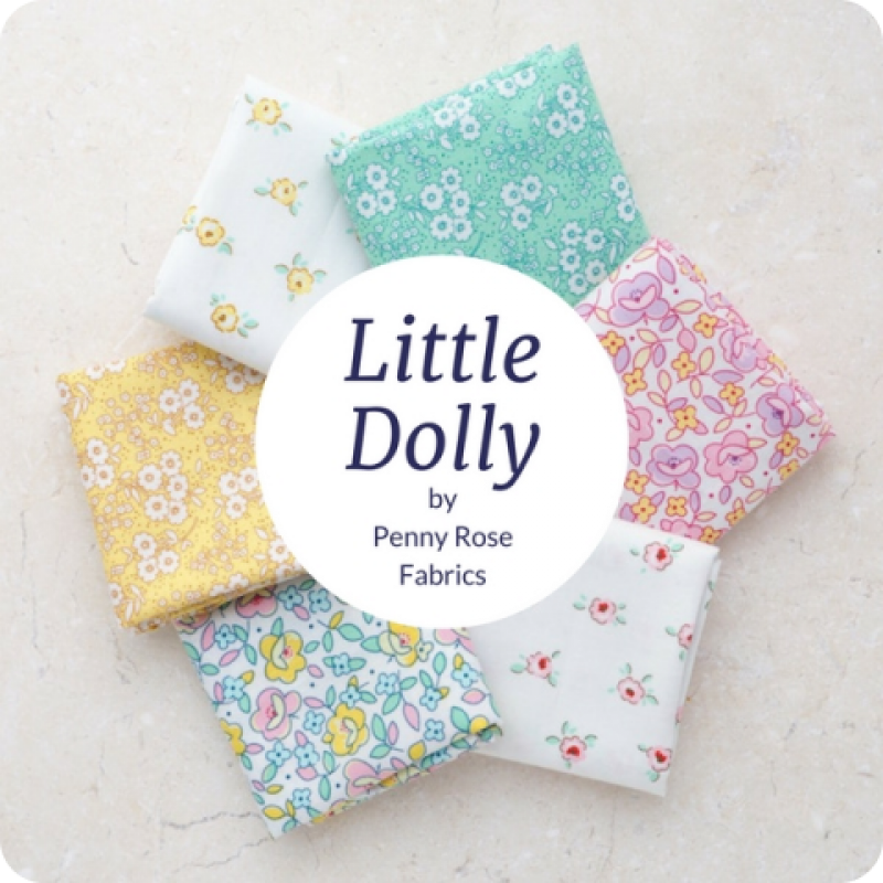 Little-Dolly-Fat Quarter-Bundle