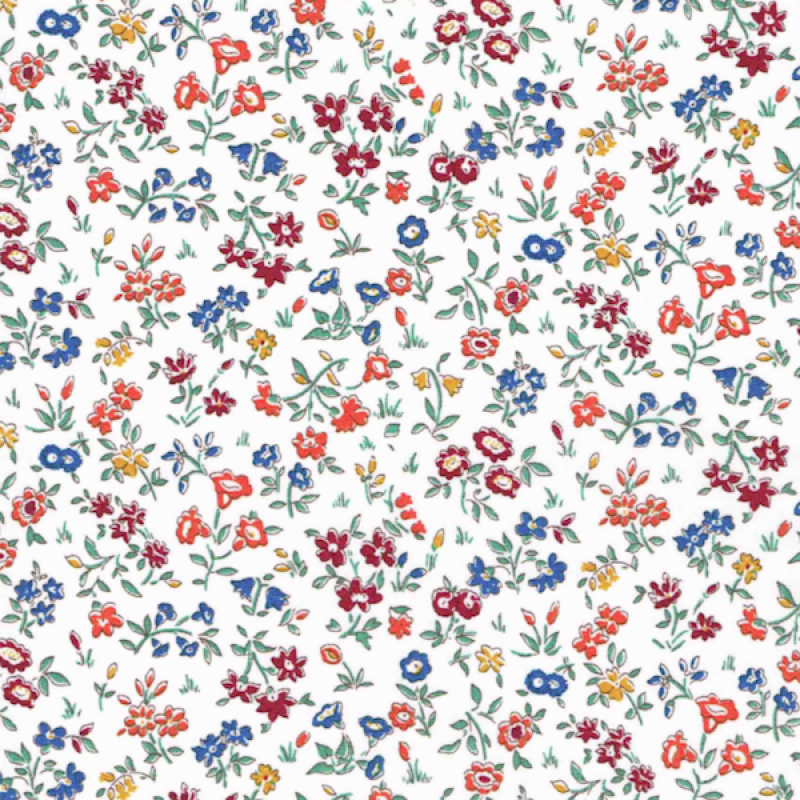 MEADOW SWEET C - LIBERTY COTTON TANA LAWN