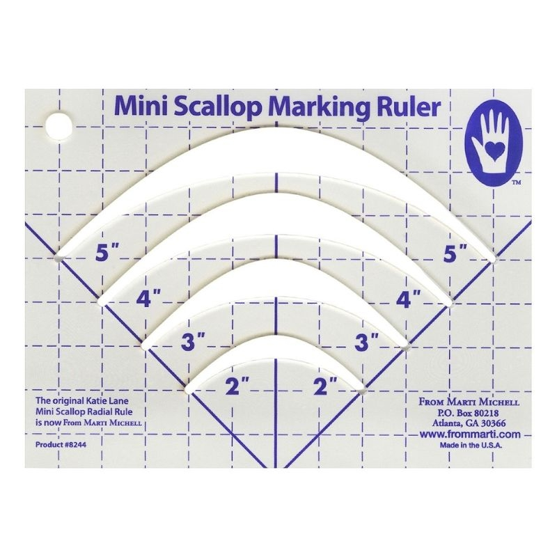 Mini-Scallop-Ruler