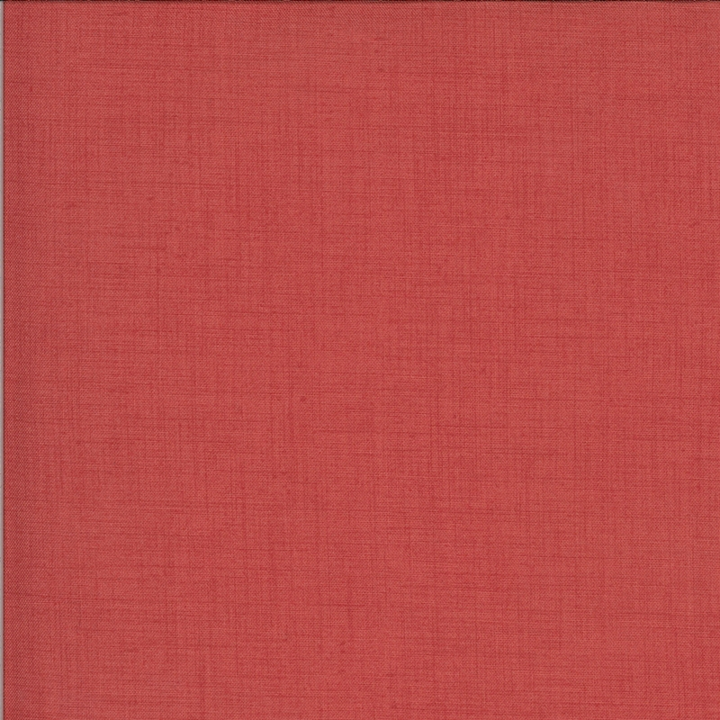 La Rose Rouge Red Linen Texture | 13529-19