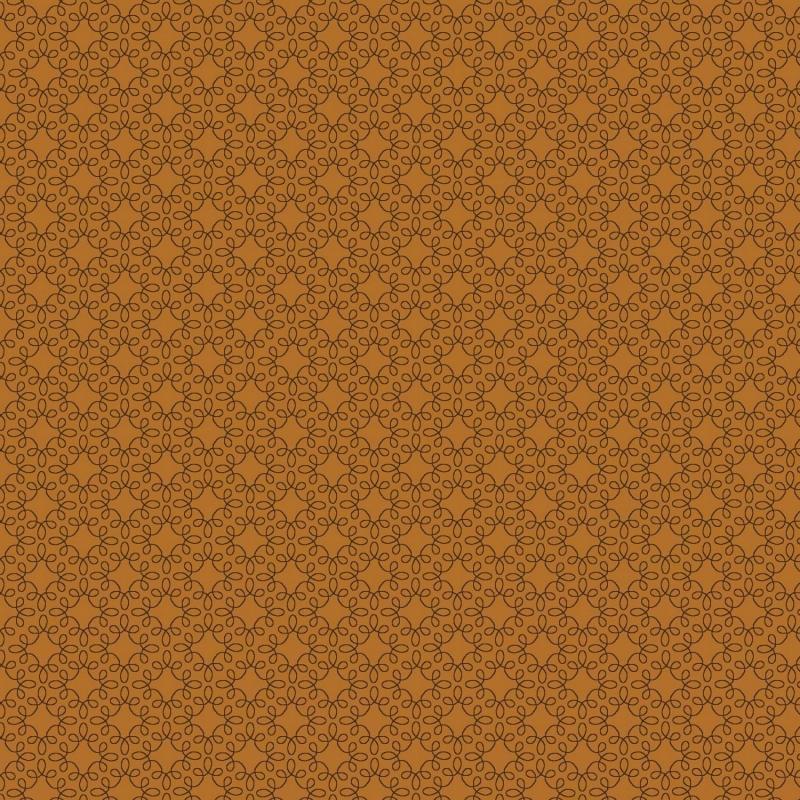 Modern Melody Basics Brown Filagree Geo   1063-33