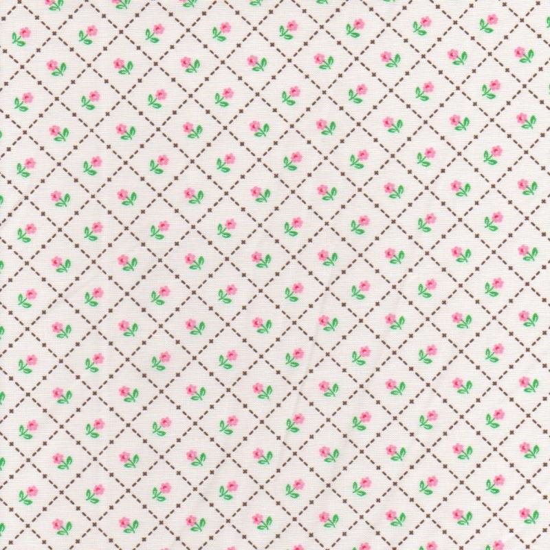 Mon-Beau-Jardin-Cream-Grid-C7294-CREAM