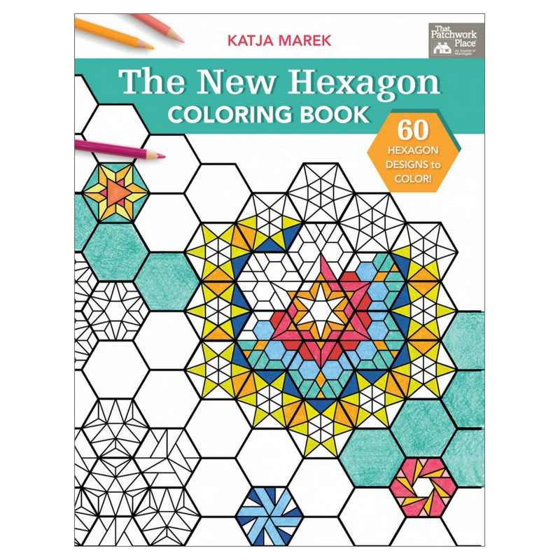 New-Hexagon-Colouring-Book
