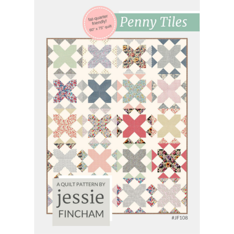 Penny-Tiles-Quilt-Pattern