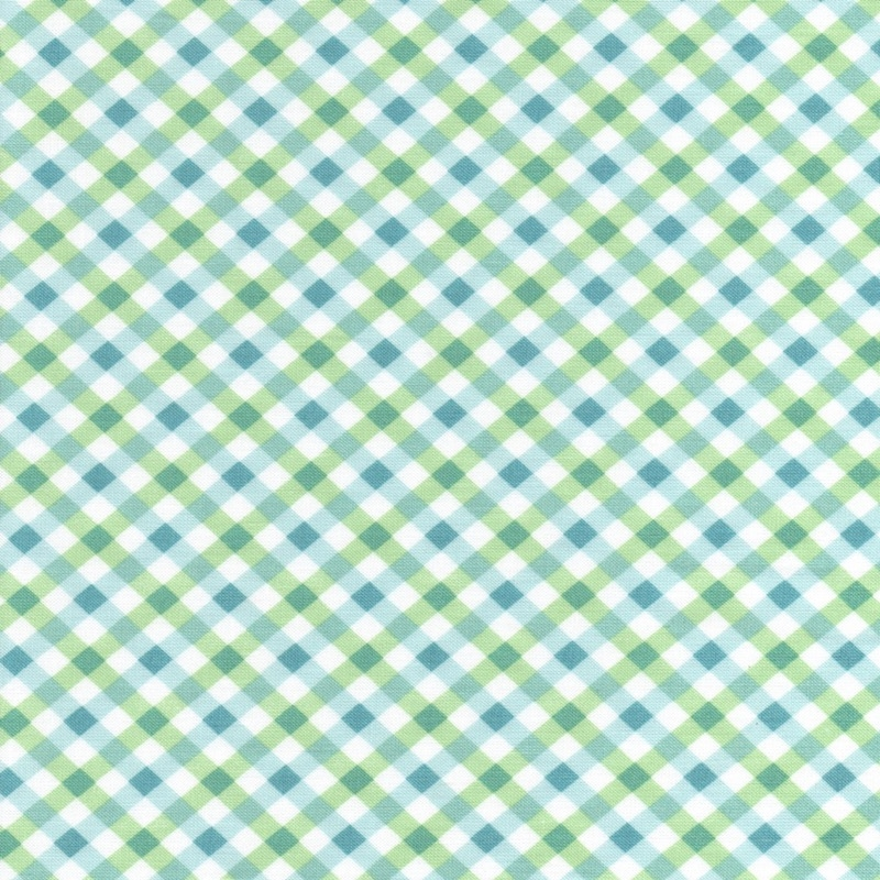 Perfect Party Green Plaid C8135R-GREEN