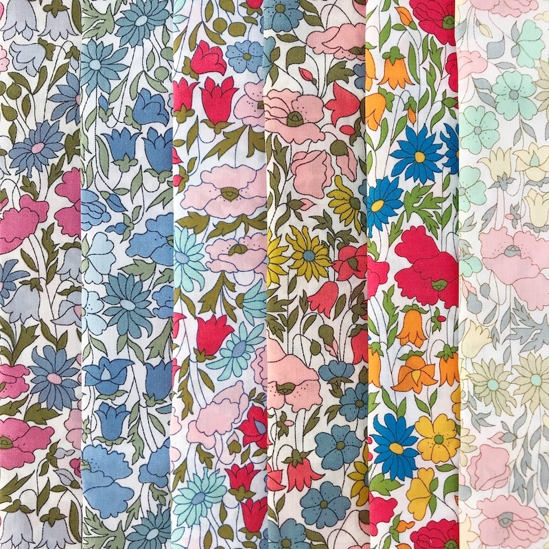 Poppy-and-Daisy-Liberty-fabric-tana-lawn-cotton-UK