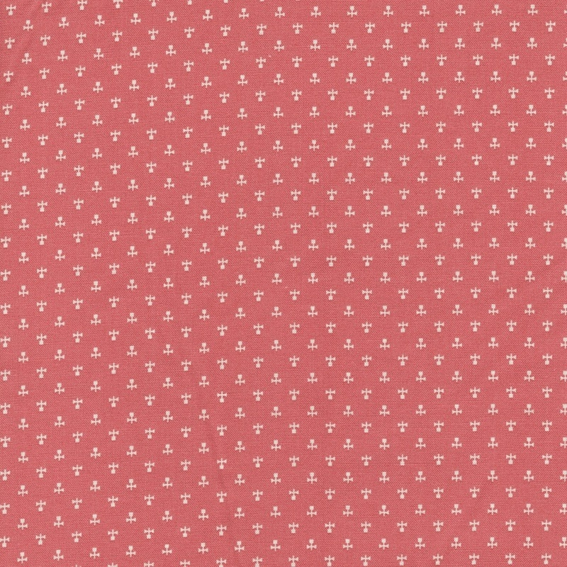 Repro Reds Light Pink Sadie's Sprouts   R3114-LTPINK