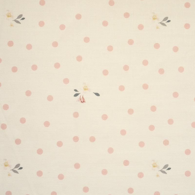 Rose & Violets Garden Dots Cream | C10415-CREA