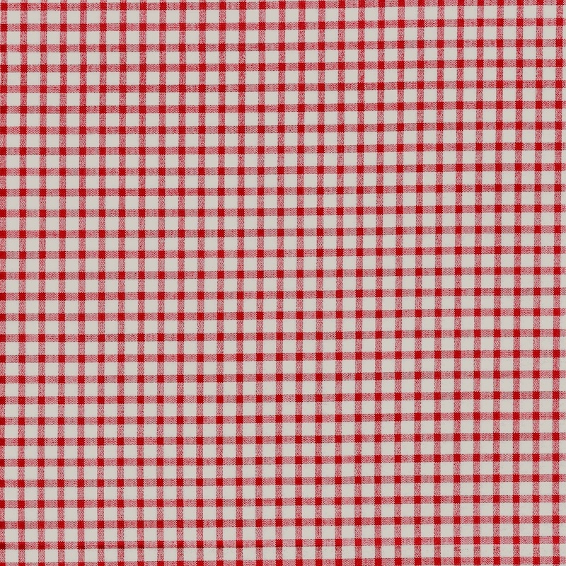 Roselyn Ivory and Red Gingham   14918-16
