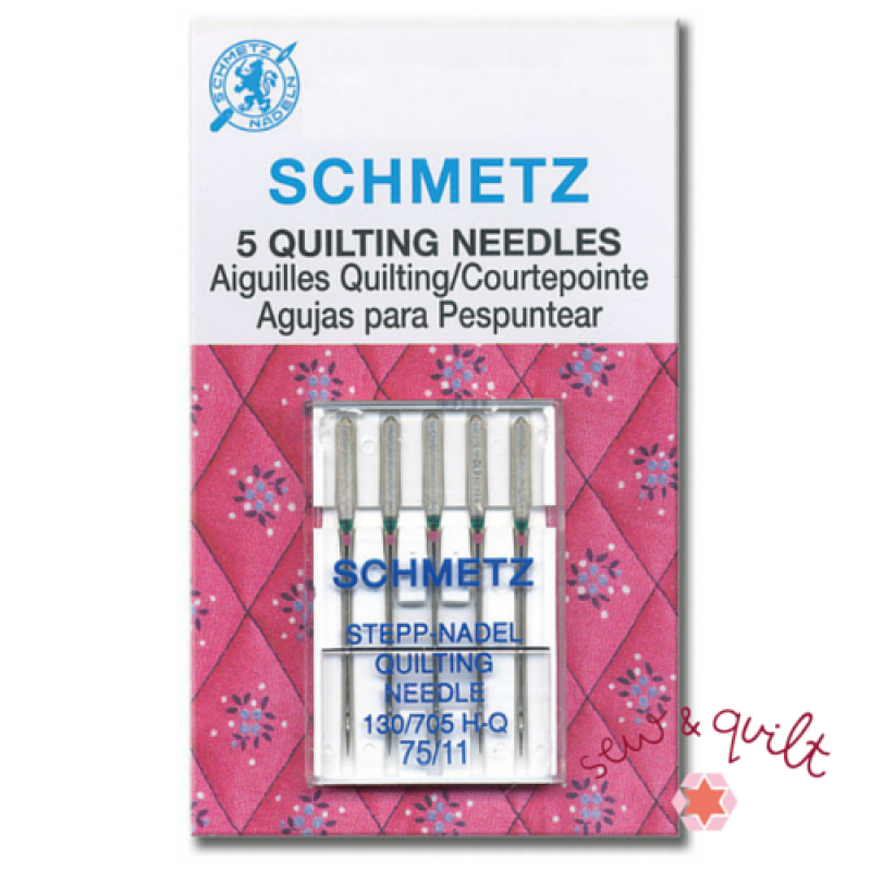 Schmetz-Quilting-Machine-Needles-UK