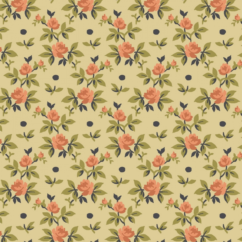 Tara Coral Rosebuds | 51236-6
