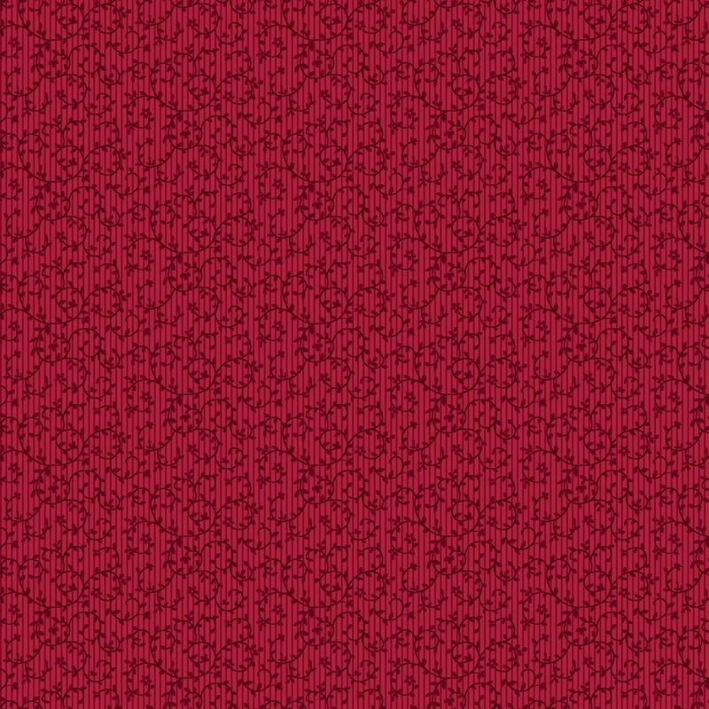 Tarrytown Red Tiney Vines   2603-88