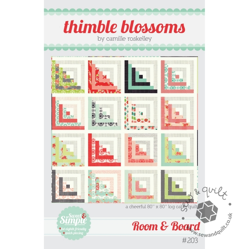 Room Amp Board By Thimble Blossoms Sew Amp Quilt