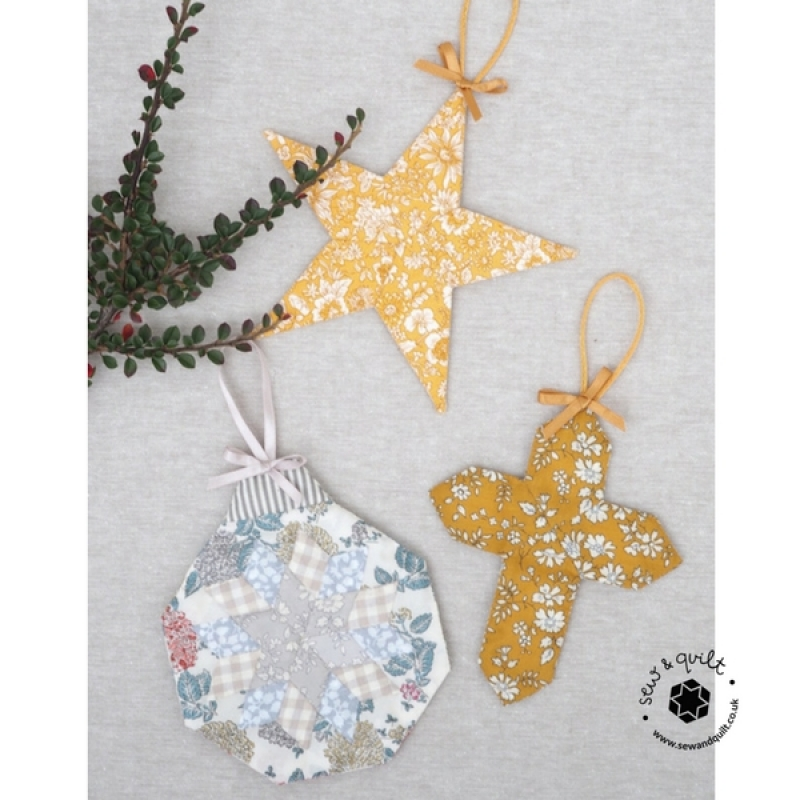 Twinkling Trinkets Complete paper pieced Kit