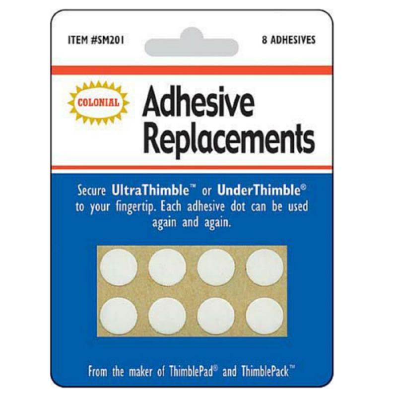 Under-Thimble-Adhesive-Rplacements