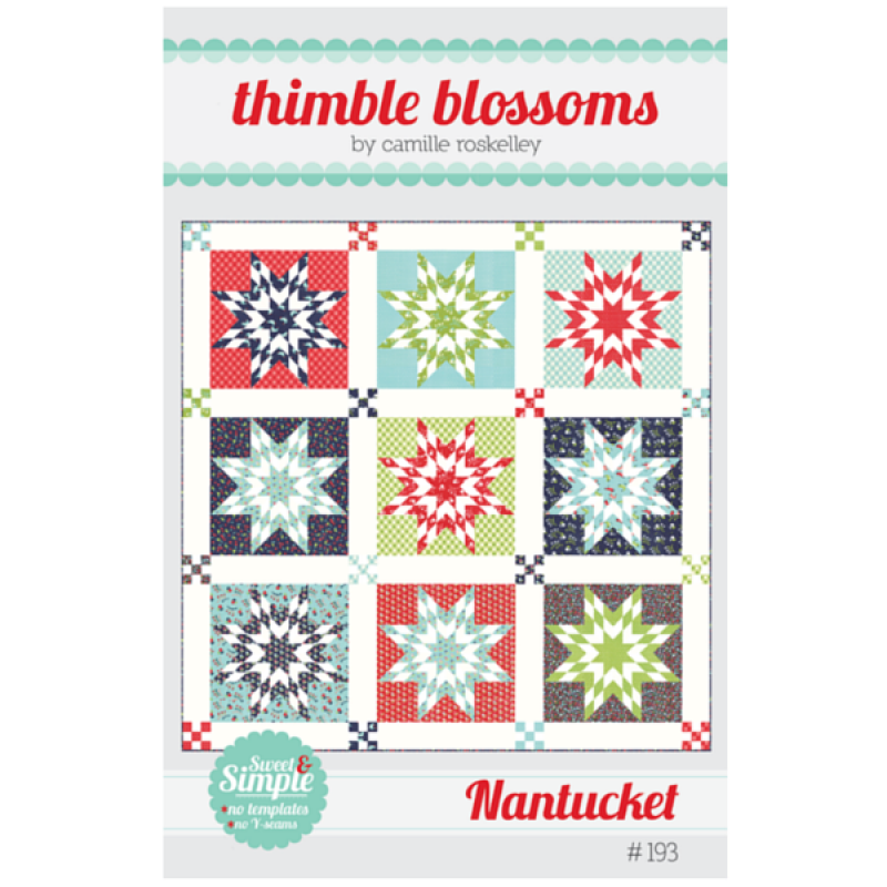 Thimble-Blossoms-Nantucket-Quilt-Pattern