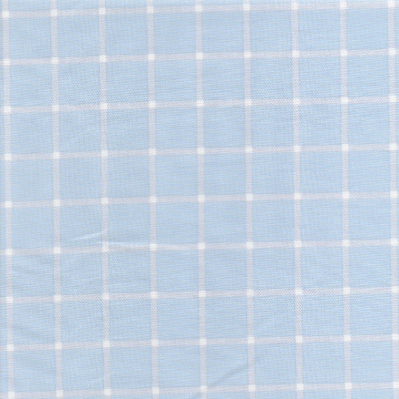 Wild Bouquet Plaid C7475-Blue