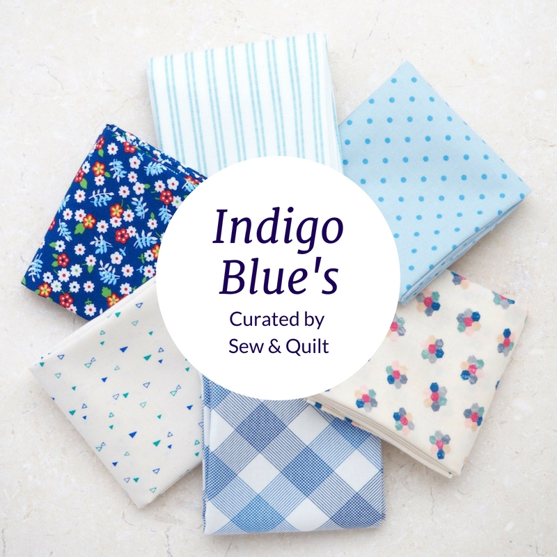 blue-fabric-bundle-quilting-sew-and-quilt-UK