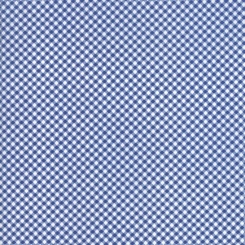 Catalina Gingham Dark Blue | 20375-12