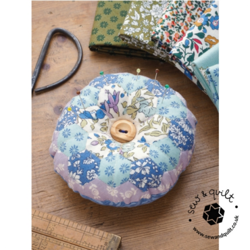 grandmothers-flower-garden-pincushion-EPP-Kit