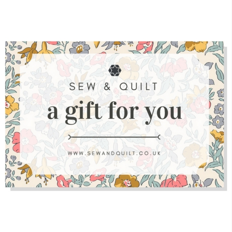 Sew & Quilt Gift Card
